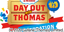 DAY OUT WITH THOMAS(TM) 2020 2020年6月26日(金)からの開催が決定!